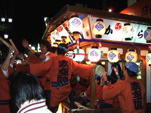 飯能夏祭り2